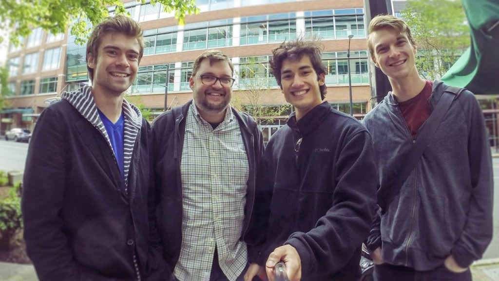 Comm Lead students produce viral video, boosts two businesses