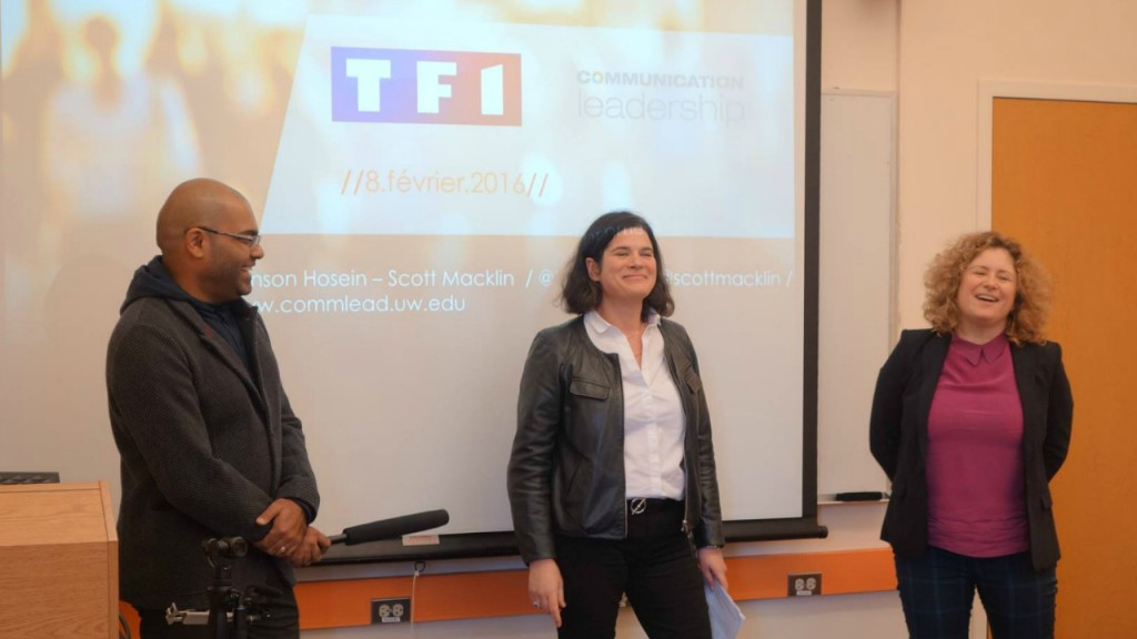 TF1 at UW: Developing loyalty with a changing audience