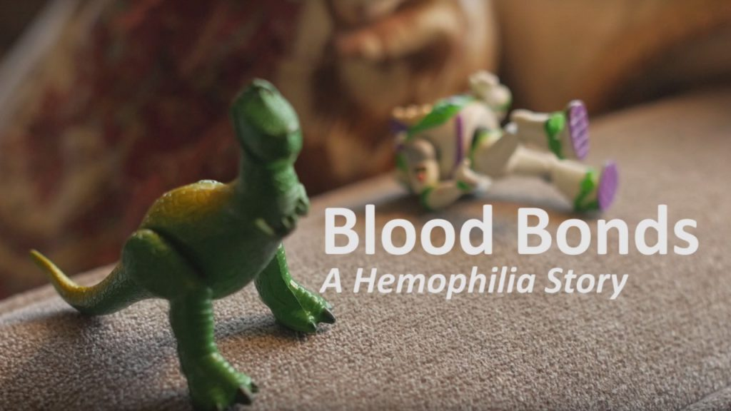 """Blood Bonds: A Hemophilia Story"" by Paige Vogt"