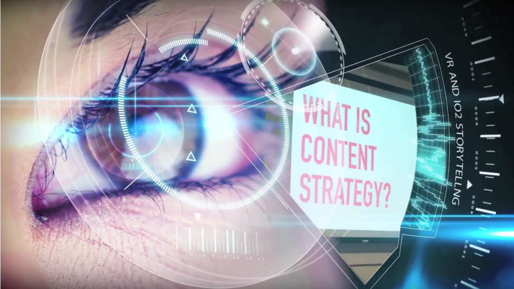 """Content Strategy Beyond the Screen"" Video Wrap-Up"