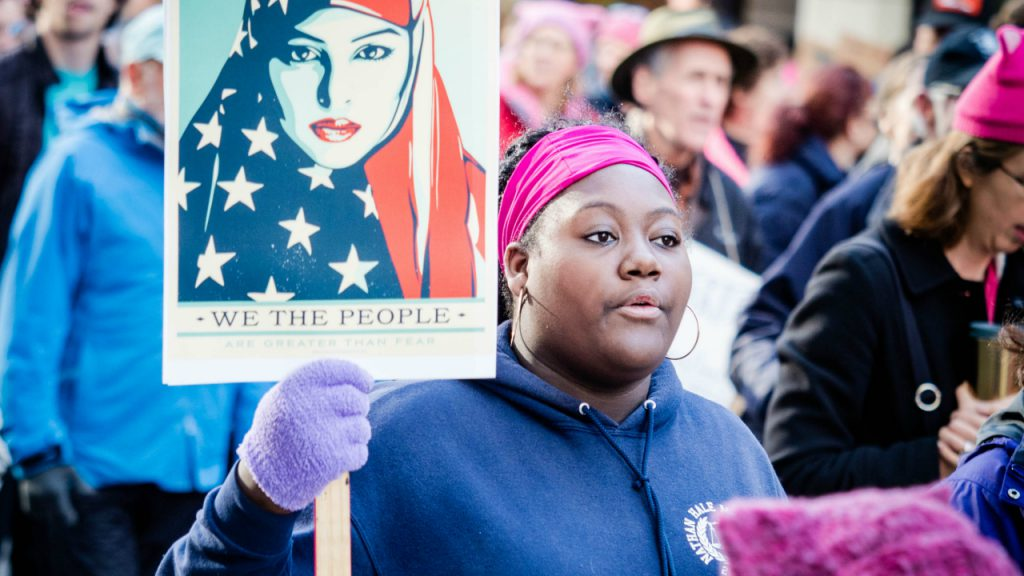 Plan for a Million: Q&A with Womxn's March organizer Liz Hunter-Keller
