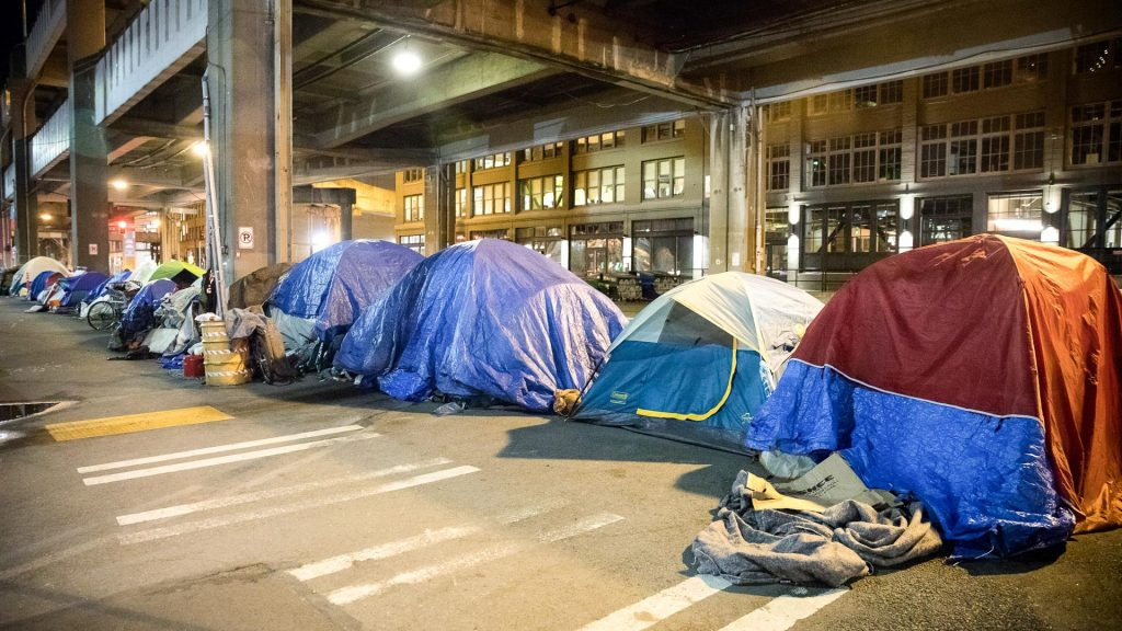 Combining tech & community to confront homelessness in Seattle