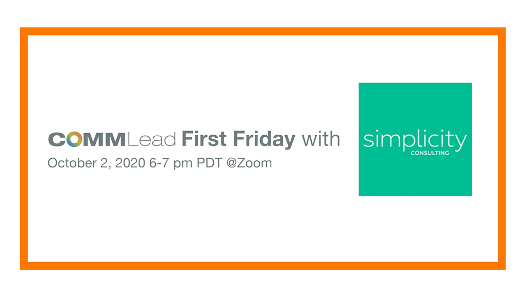 First Friday Interview: Simplicity Consulting
