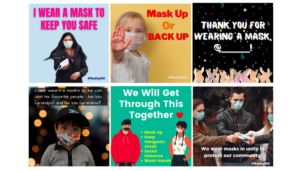 Memes that save lives: Students reach millions with innovative MaskUp campaign