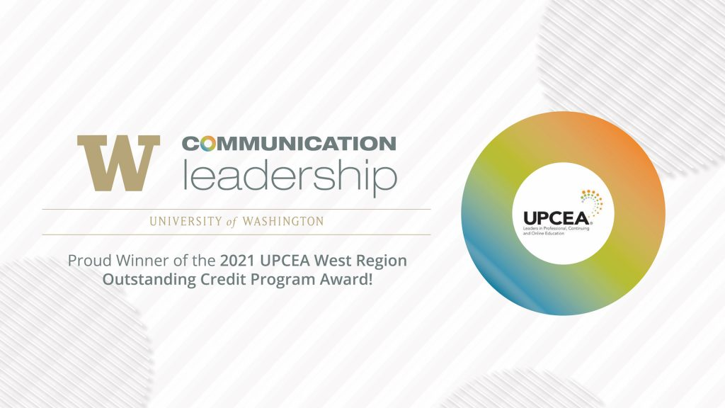 Comm Lead honored as outstanding professional program in Western US